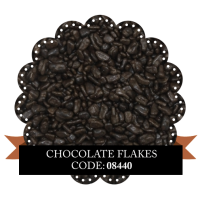 Chocolate Flakes 100g