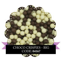 Chocolate Crispies - Big 100g (SOLD OUT)