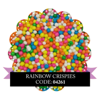 Rainbow Crispies 100g Sorry out of stock