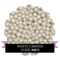 White Crispies 100g (SOLD OUT)