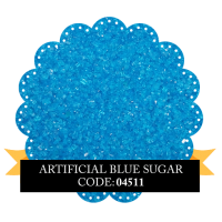 Artificial Blue Sugar 100g