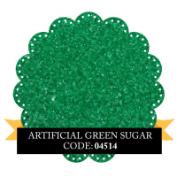 Artificial Green Sugar 100g