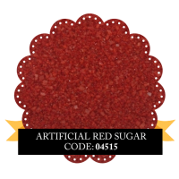 Artificial Red Sugar 100g
