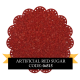 Artificial Red Sugar 500g (Sorry, out of stock)