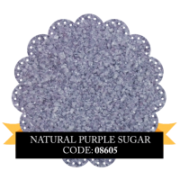 Natural Purple Sugar 100g