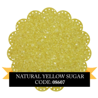 Natural Yellow Sugar 100g
