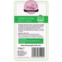Green Icing (out of stock)