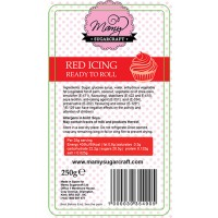 Red Icing (sorry, out of stock)