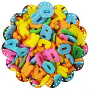 Alphabet Letters 1kg (sorry out of stock)