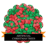 Artificial Christmas Trees 100g (sorry out of stock)