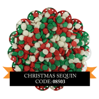 Christmas Sequin  100g